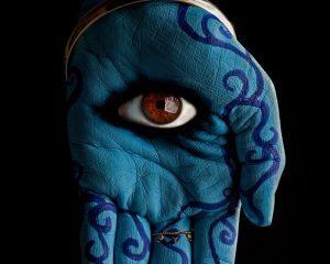 Evil eye protection spells